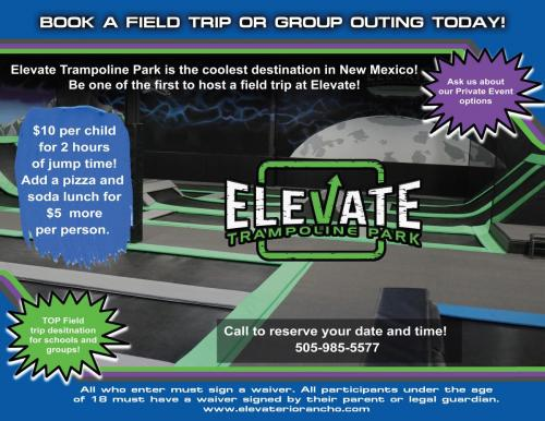 Elevate School Group Poster RR